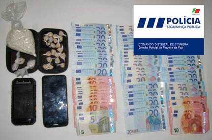 Jornal Campeão: Dois homens detidos com 847 doses de cocaína e heroína