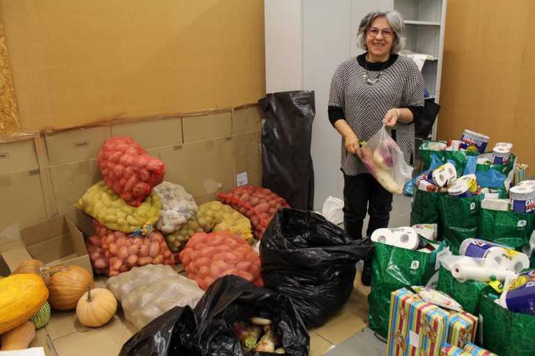 Jornal Campeão: Natal solidário da Cáritas permite entregar 670 cabazes