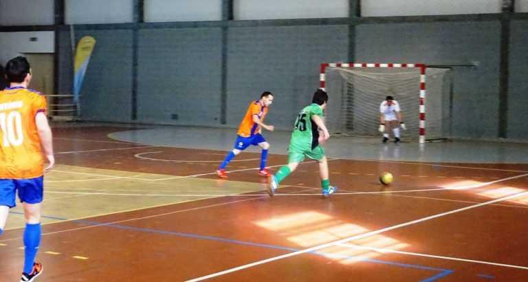 Jornal Campeão: Poiares acolhe Campeonato de Portugal de Futsal Adaptado