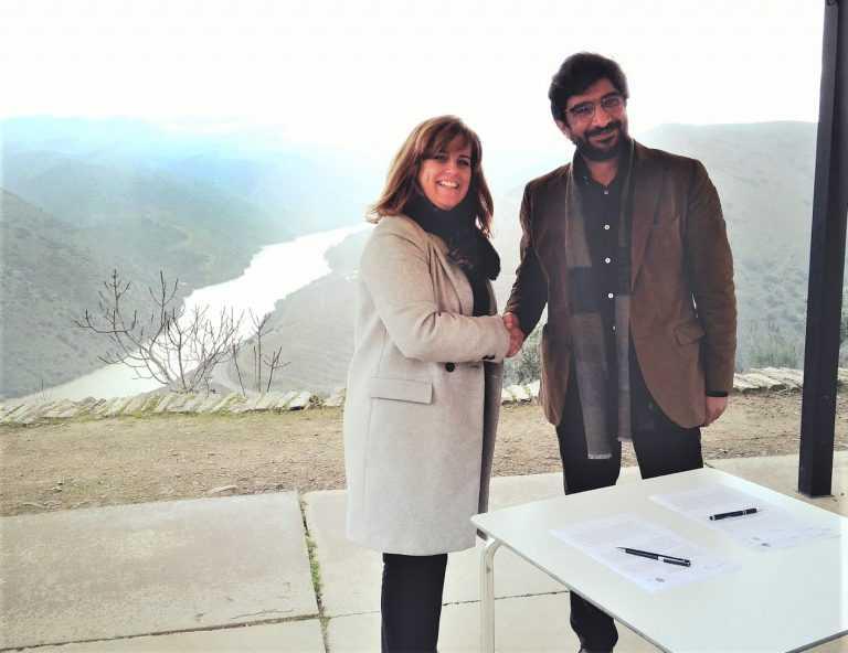 Jornal Campeão: UC assina protocolo de cooperação com a Fundação Côa Parque