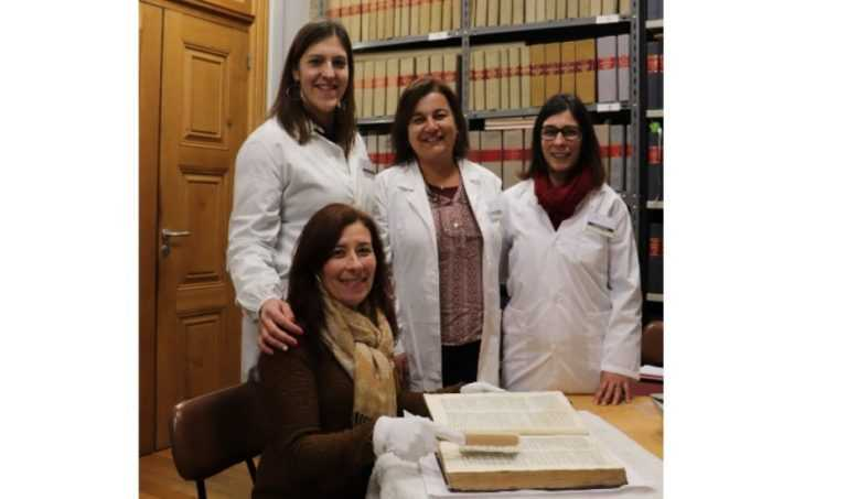 Jornal Campeão: Oliveira do Hospital cria Arquivo Municipal