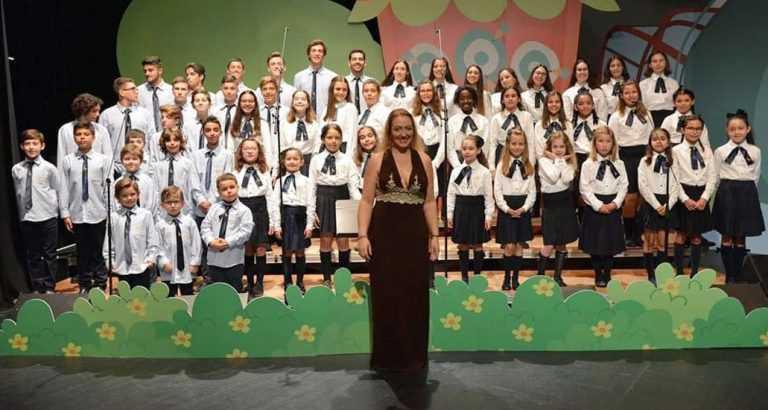 Jornal Campeão: Figueira da Foz. Encontro de Coros Infantil/Juvenil no CAE