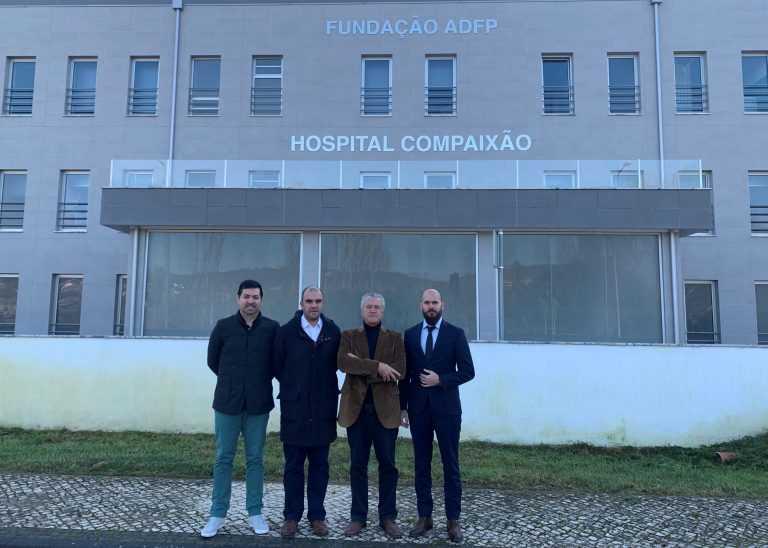 """Jornal Campeão: Ordem dos Enfermeiros considera impasse no Compaixão """"surreal"""""""