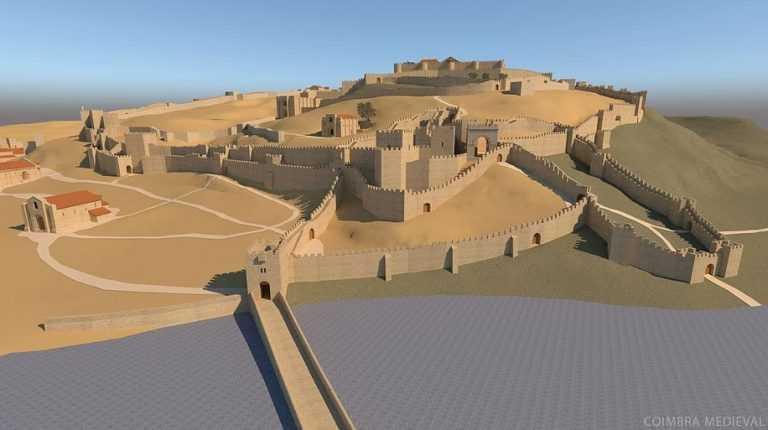 Jornal Campeão: Coimbra Medieval em 3D já está acessível ao público