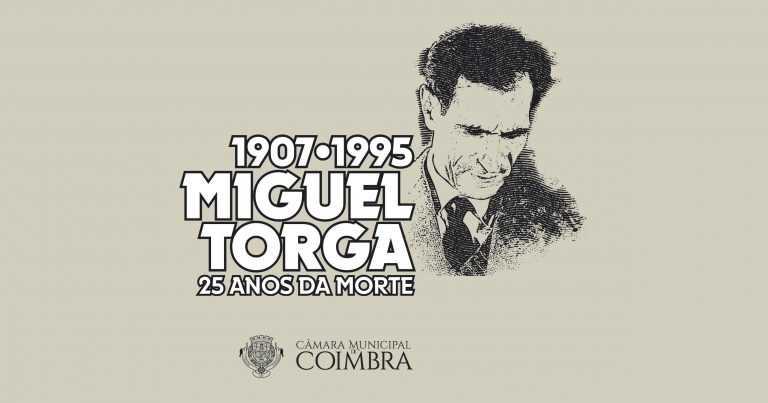 Jornal Campeão: Coimbra recorda Miguel Torga nos 25 anos da morte do escritor