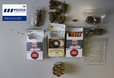 Jornal Campeão: Coimbra: Apreendida droga em cinco buscas domiciliárias