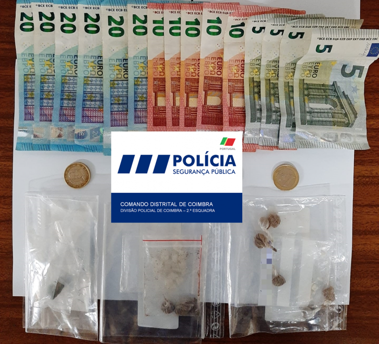 Jornal Campeão: Coimbra: Dois detidos por tráfico de estupefacientes