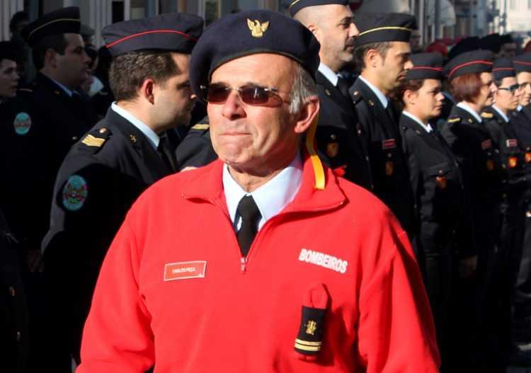 Jornal Campeão: Condeixa: Funeral do bombeiro Carlos Peça realiza-se amanhã à tarde