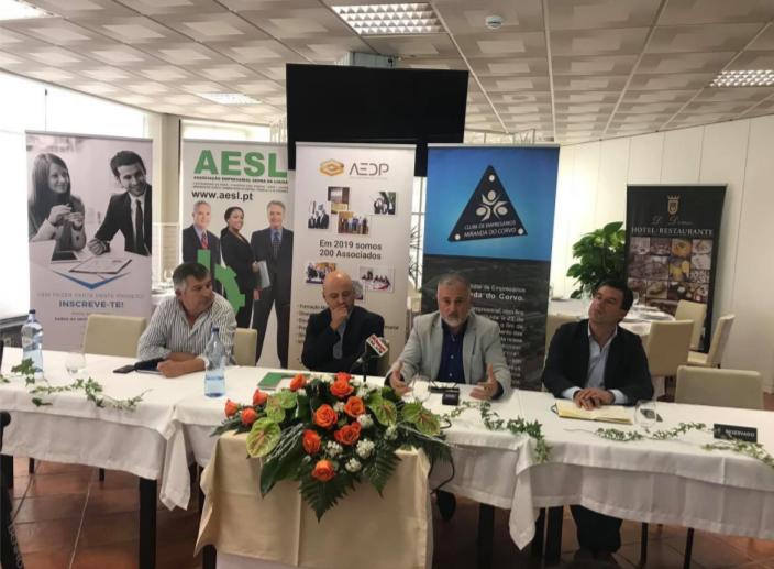 Jornal Campeão: Empresários de quatro concelhos defendem fim das portagens na A13