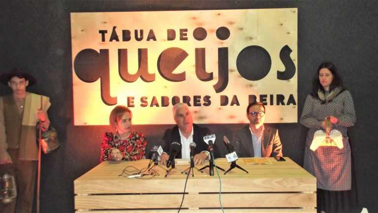 Jornal Campeão: Tábua quer atrair 30 000 pessoas com queijos, enchidos, mel e vinho