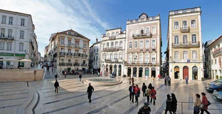 Jornal Campeão: Comerciantes de Coimbra com expectativas muito baixas para o Natal