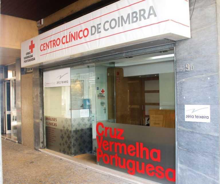 Jornal Campeão: Centro Clínico de Coimbra da Cruz Vermelha Portuguesa reabre portas