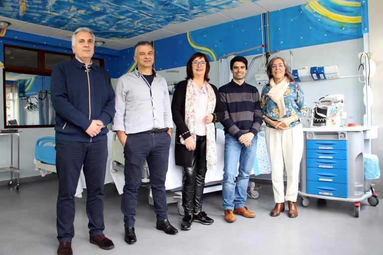 Jornal Campeão: Coimbra: Escola de Enfermagem em projecto europeu na área farmacêutica