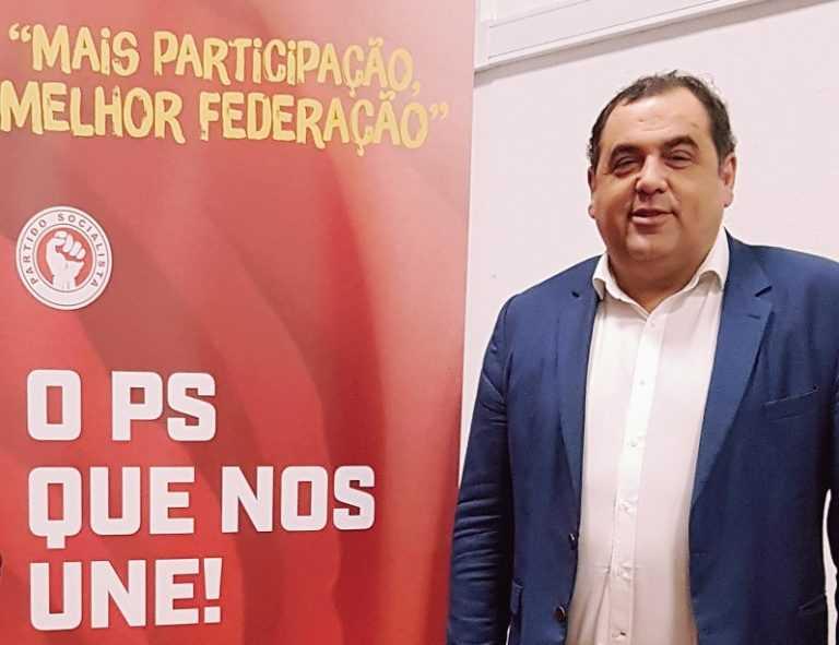 Jornal Campeão: Nuno Moita venceu as eleições para a distrital de Coimbra do PS