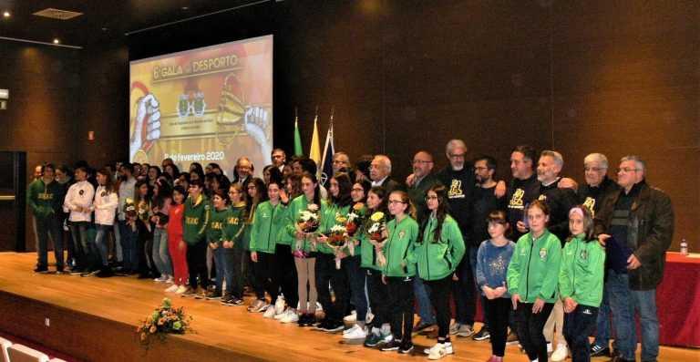Jornal Campeão: UF de S. Martinho e Ribeira de Frades distingue mérito desportivo