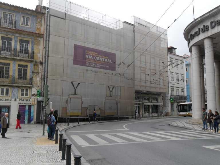 Jornal Campeão: Coimbra: Empreitada da Via Central para o MetroBus será lançada dia 20