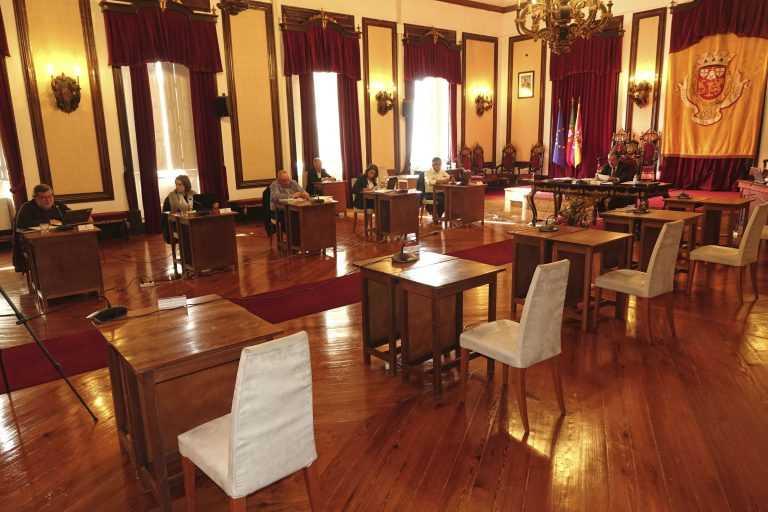 Jornal Campeão: Câmara reuniu sem vereadores do PSD e do Somos Coimbra