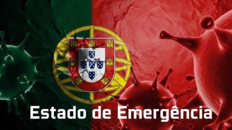 Jornal Campeão: Parlamento autoriza estado de emergência com votos a favor de PS, PSD e CDS-PP