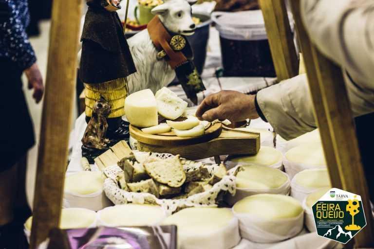 Jornal Campeão: Queijo Serra da Estrela e produtos endógenos convidam a visitar Tábua