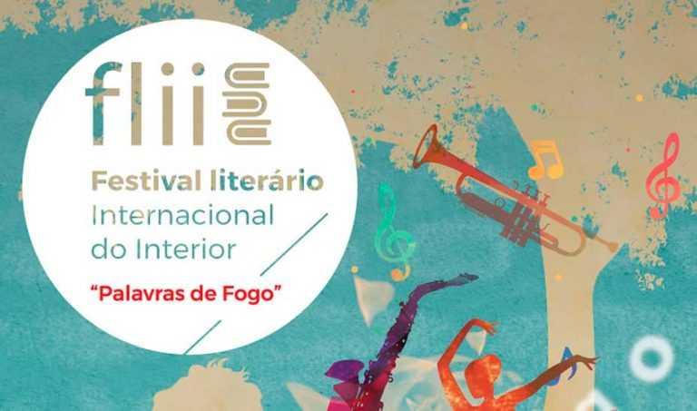 Jornal Campeão: Festival Literário Internacional do Interior adiado para Outubro