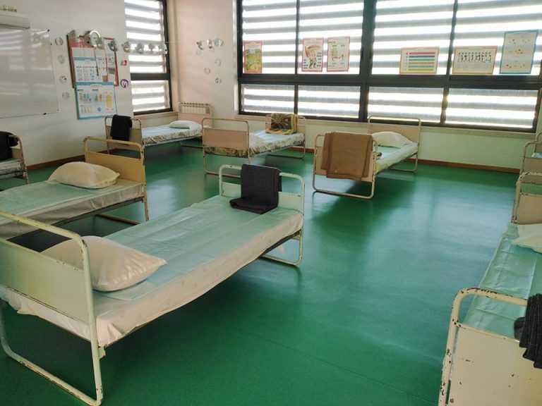 Jornal Campeão: Vila Nova de Poiares adapta salas de aula em hospital de campanha