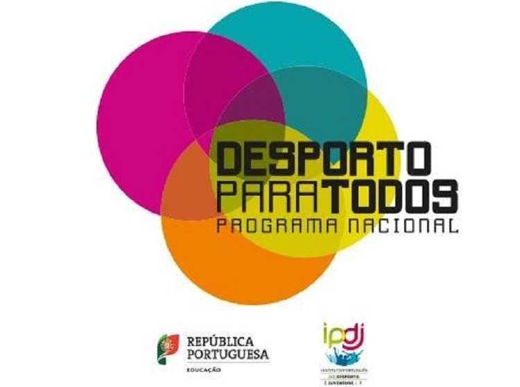 Jornal Campeão: IPDJ prolonga candidaturas a Programa Nacional de Desporto para Todos