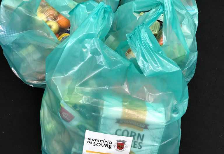 Jornal Campeão: Soure distribui bens alimentares e de higiene aos mais carenciados