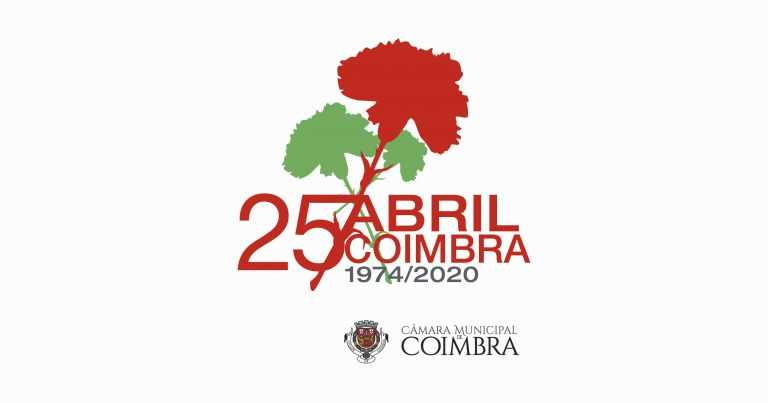 Jornal Campeão: Coimbra comemora 25 de Abril com acções partilhadas online