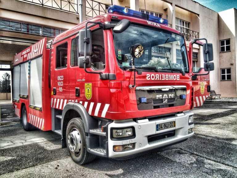 Jornal Campeão: Incêndio em habitação em Mira deixou duas pessoas desalojadas