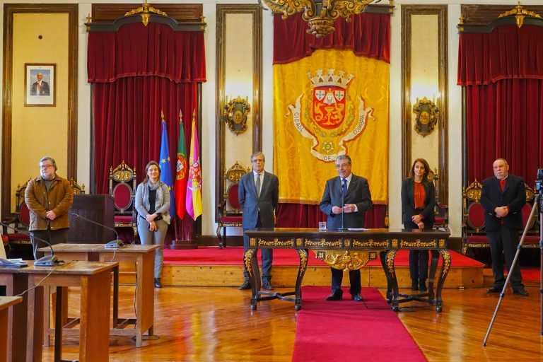 Jornal Campeão: Câmara de Coimbra apresenta pacote de 22 medidas de emergência devido à Covid-19