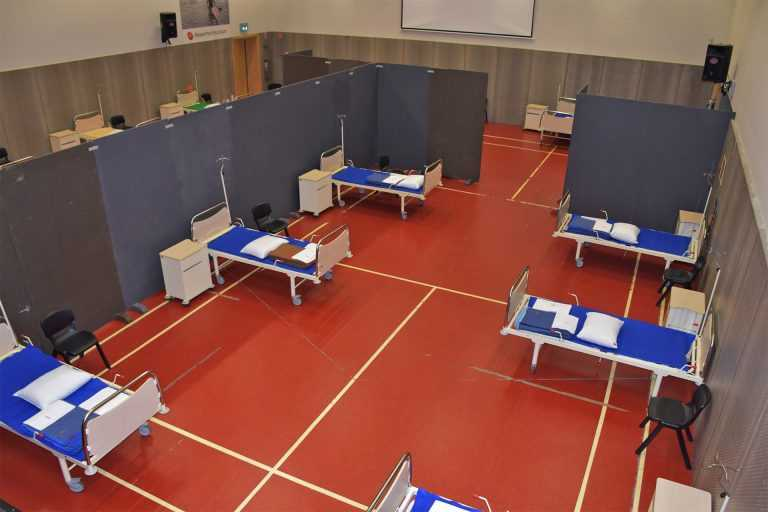 Jornal Campeão: Montemor-o-Velho tem dois Centros de Acolhimento Temporário e um de Apoio Logístico