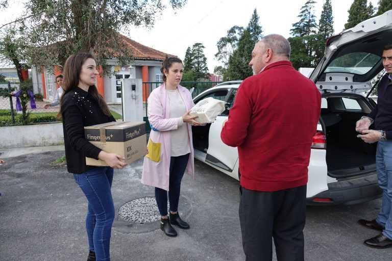 Jornal Campeão: CMC entrega equipamentos de protecção individual a 34 lares