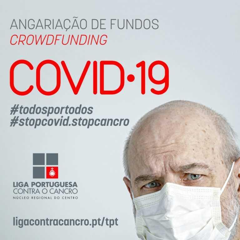 Jornal Campeão: Núcleo Regional do Centro da LPCC inicia campanha de angariação de fundos