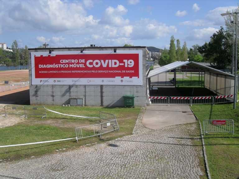 Jornal Campeão: PS de Coimbra agradece à ministra da Saúde desbloqueio do Centro de Testes