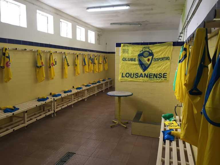 Jornal Campeão: Clube Desportivo Lousanense recebe votos de reconhecimento da Câmara da Lousã