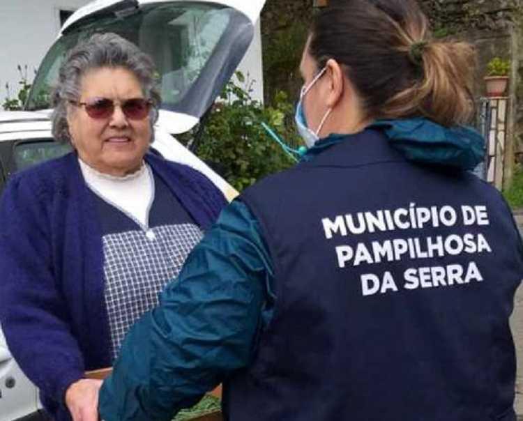 Jornal Campeão: Linha de Emergência de Pampilhosa da Serra já apoiou 110 munícipes