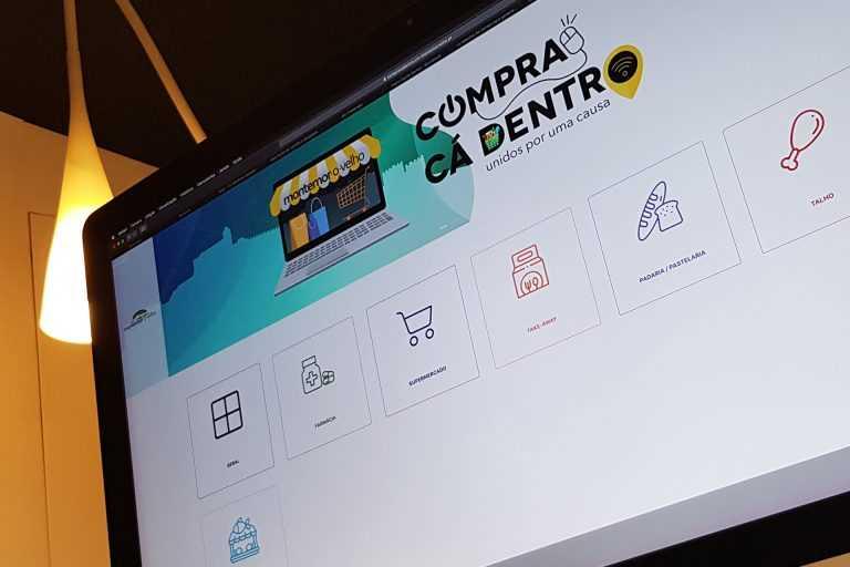 Jornal Campeão: Montemor-o-Velho incentiva comércio local através de plataforma digital