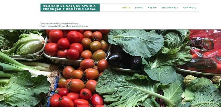 Jornal Campeão: Plataforma de compras online reúne 48 operadores de Coimbra em três dias