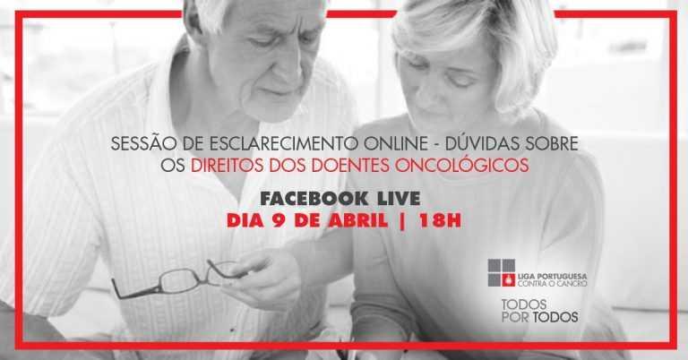 Jornal Campeão: Liga Contra o Cancro realiza sessão de esclarecimentos online
