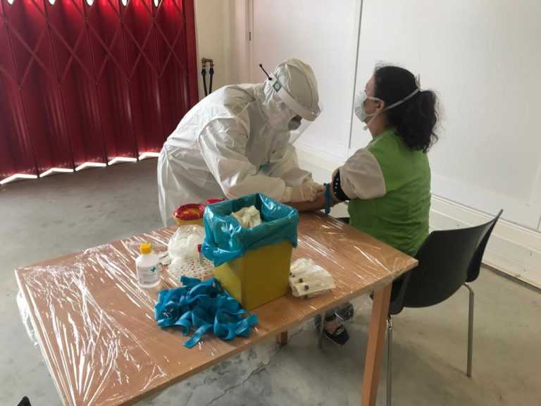 Jornal Campeão: Lousã realiza testes de despistagem à covid-19