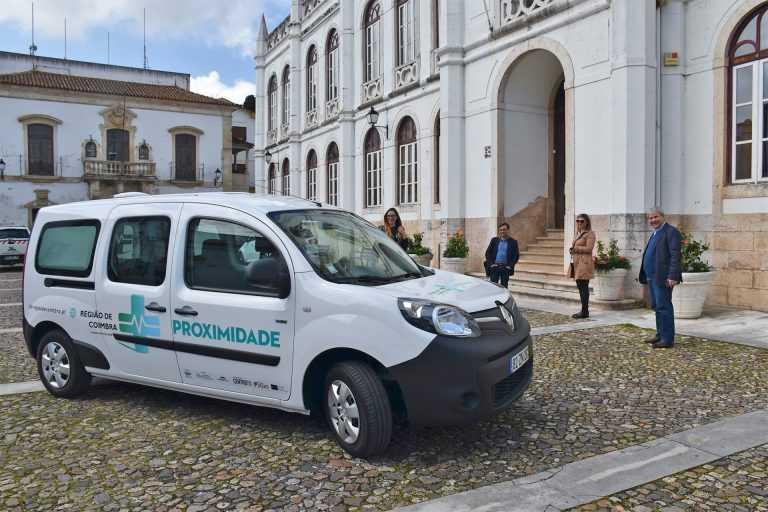 Jornal Campeão: Unidade Móvel de Saúde de Montemor-o-Velho ajuda a combater pandemia