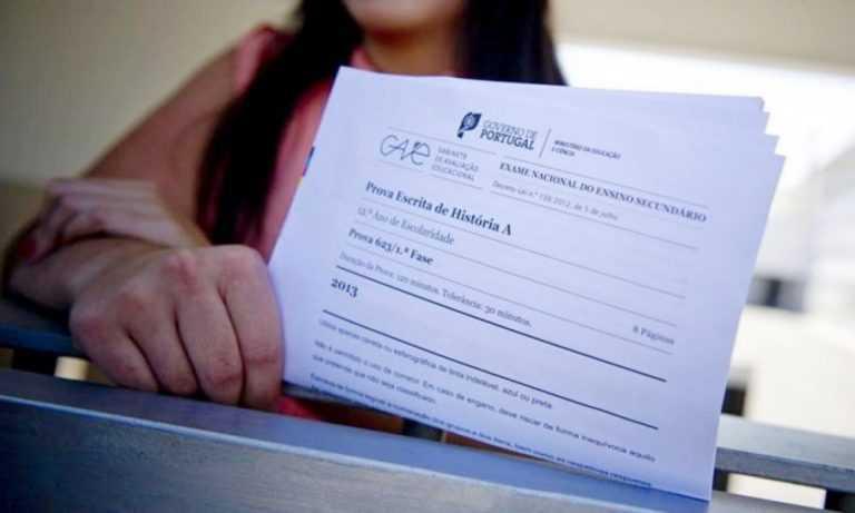 Jornal Campeão: Exames do ensino secundário adiados e só para acesso ao ensino superior