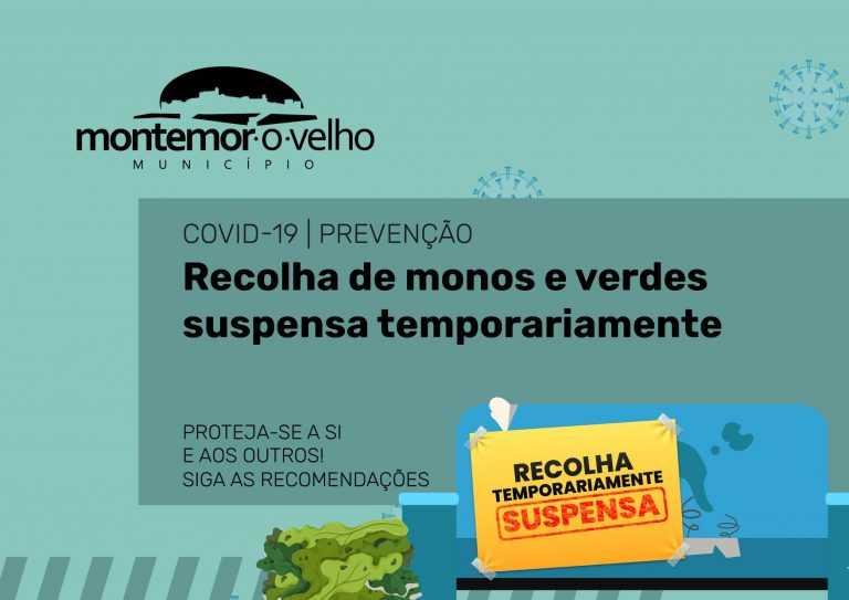 Jornal Campeão: Montemor-o-Velho suspende recolha de resíduos verdes e monos
