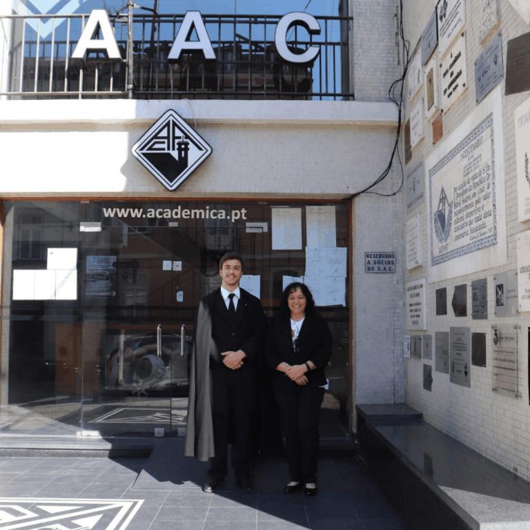 Jornal Campeão: AAC abre fundo de 20 mil euros para secções culturais e desportivas