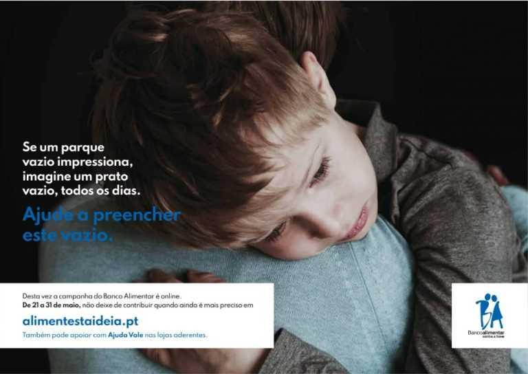 Jornal Campeão: Banco Alimentar de Coimbra promove nova recolha de alimentos