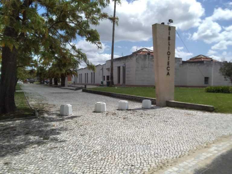 Jornal Campeão: Biblioteca Municipal de Cantanhede reabriu ao público