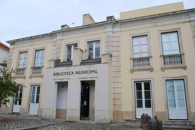 """Jornal Campeão: Biblioteca Municipal de Soure recebe selo """"Clean&Safe"""""""