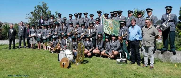 Jornal Campeão: Filarmónica Pampilhosense celebra 100 anos ao serviço da música e da cultura