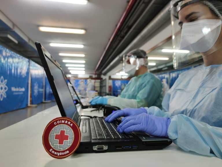 Jornal Campeão: Cruz Vermelha de Coimbra já efectuou mais de 3 600 testes covid-19