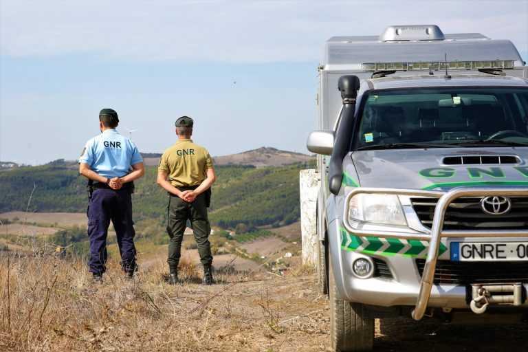 Jornal Campeão: GNR reforça o patrulhamento para a prevenção de incêndios rurais